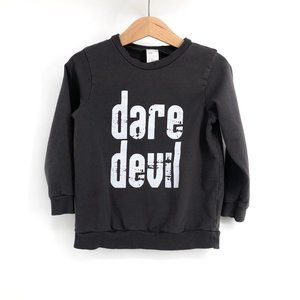 Other - Henry + Claire Dare devil sweatshirt size 3-4